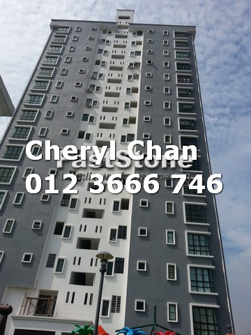 1 Room Studio Apartment For Rent In Petaling Jaya
