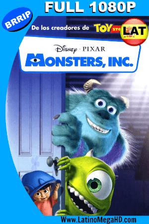 Monsters Inc. (2001) Latino Full HD 1080P ()