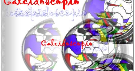 Caleidoscopios: Ángulos y Simetrías