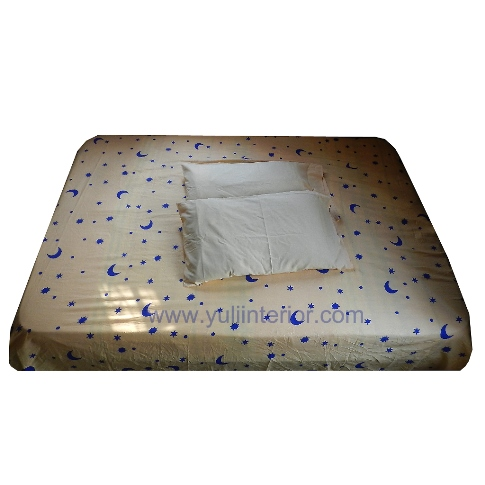 Star and Moon King Size Bed Sheet, Nigeria
