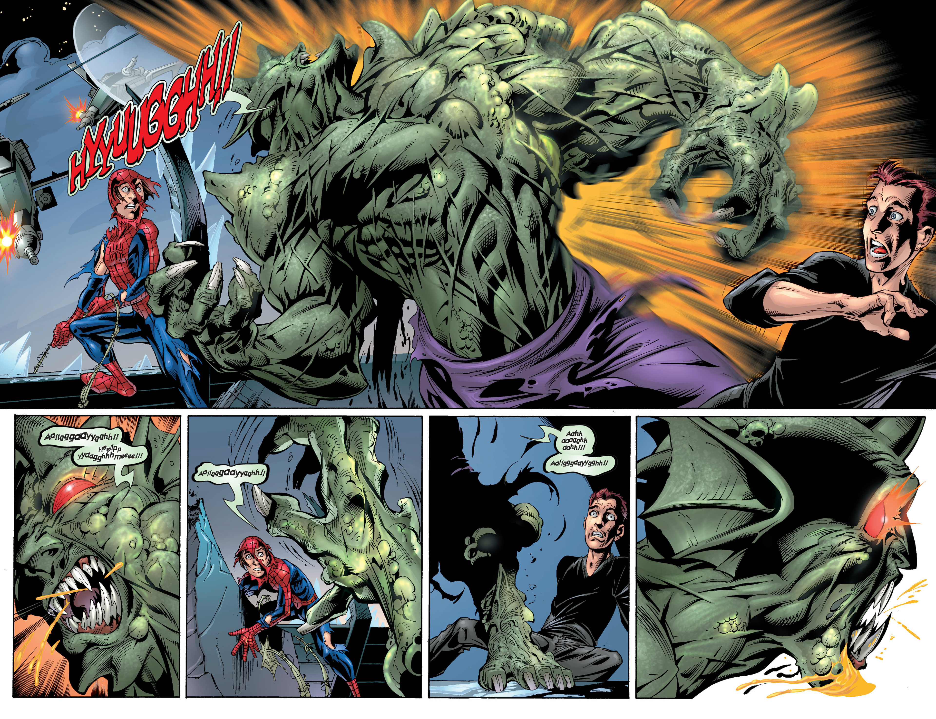 Read online Ultimate Spider-Man (2000) comic -  Issue #27 - 9