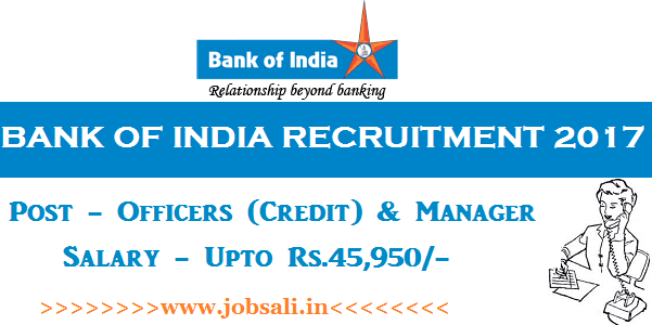 BANK of india Officers Recruitment, Bank of india Careers, Bank of india office assistant jobs
