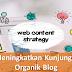 ( CADAS ) Cara Meningkatkan Pengunjung Organik Blog Dengan Unik