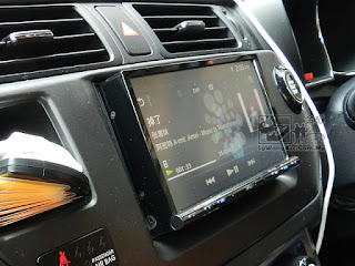 Kia Rio K2 Sony Head Unit Player Touchscreen sgwangacc
