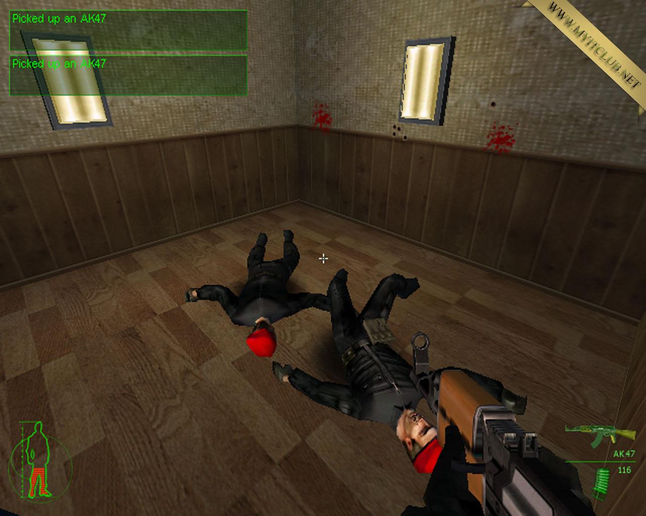 Project IGI 1 PC Game Screen Shots