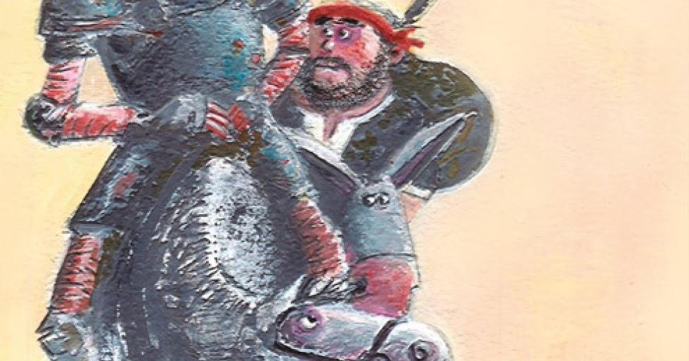 Dom Quixote ganha versão bilíngue feita a seis mãos ~ Revista Conexão  Literatura - A sua revista literária 6321806171582