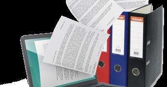 Документооборот в ооо пример схема