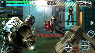 Rescue Strike Back  || GAME MOD POPULER FOR ANDROID