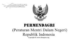 ingin menginformasikan mengenai peraturan Permendagri terbaru yaitu  Peraturan MENDAGRI Nomor 3 Tahun 2018