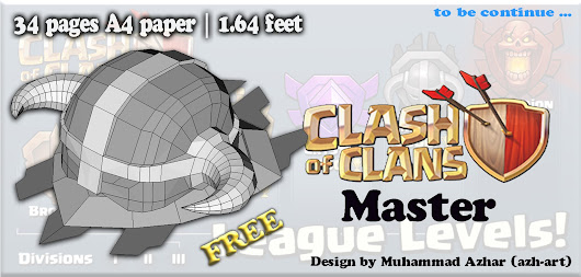 Clash of Clans League Levels (Master)