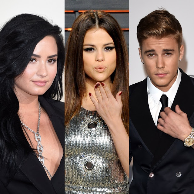 Demi Lovato dice que no le interesa la relación entre Selena Gomez y Justin Bieber.