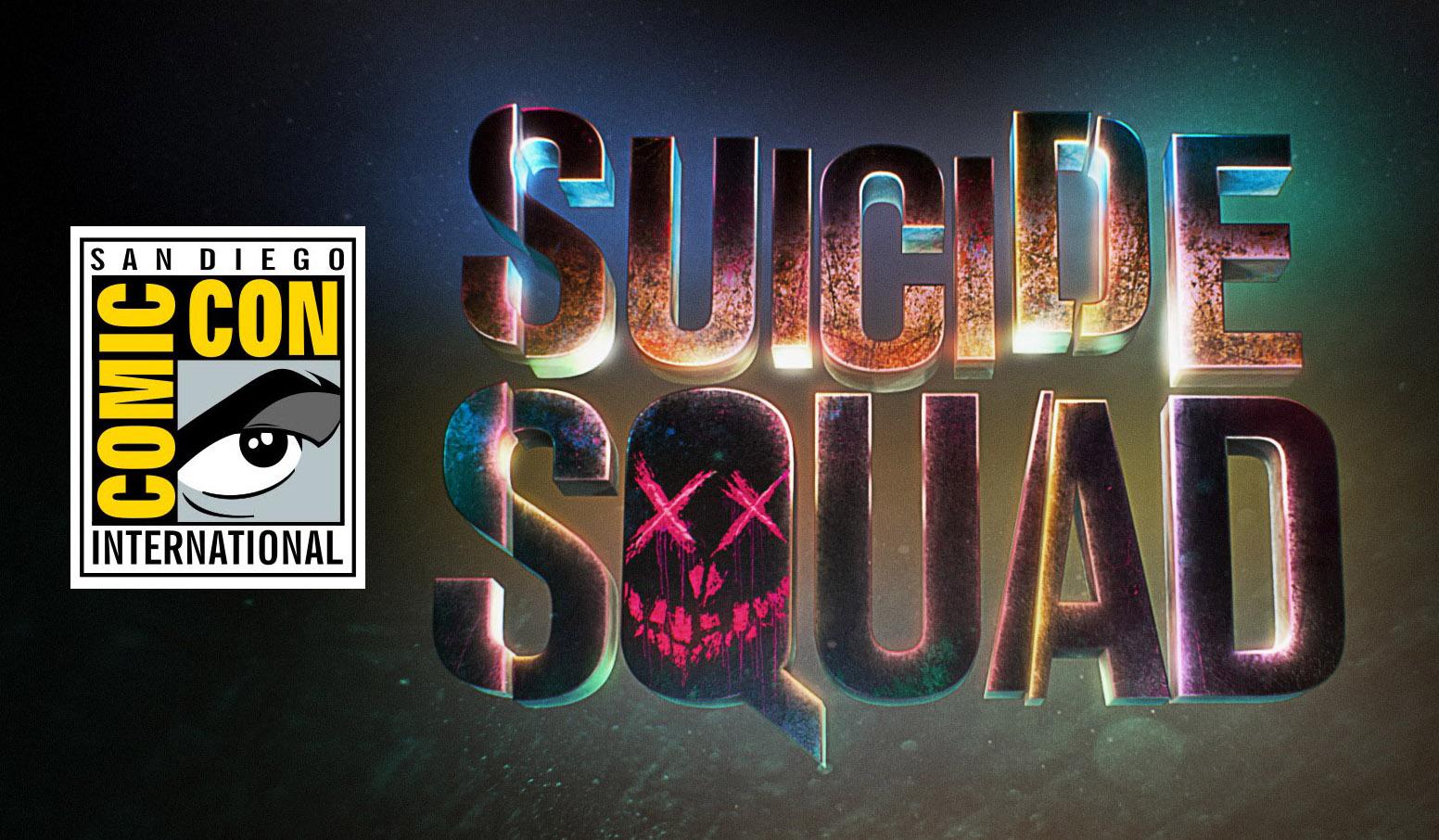 Video especial de Suicide Squad de SDCC 2016