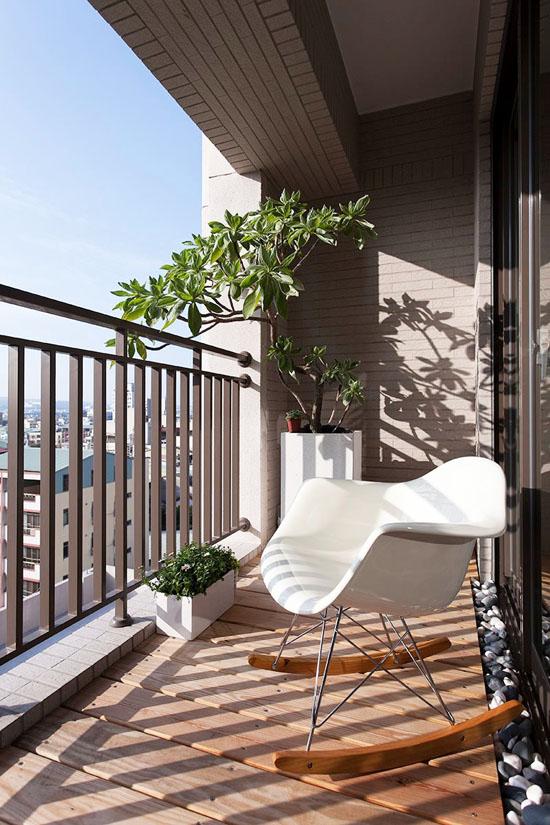 Konsep Balkon Di Atas Carport Wajib Baca