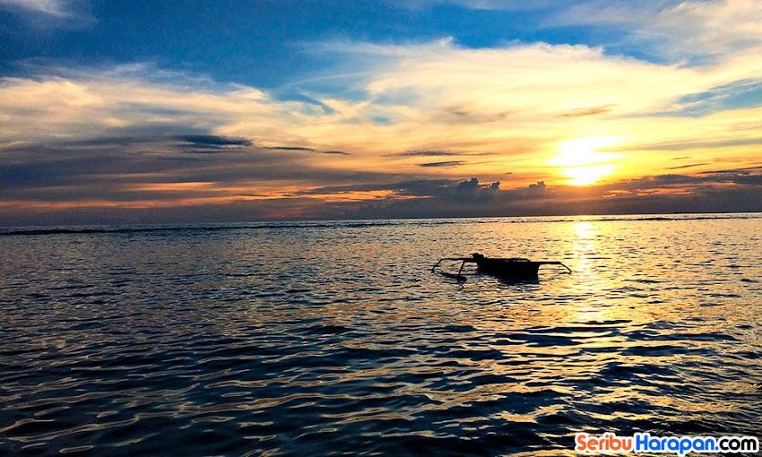 senja di pulau sebira
