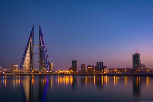 Bahrain World Trade Center Jobs
