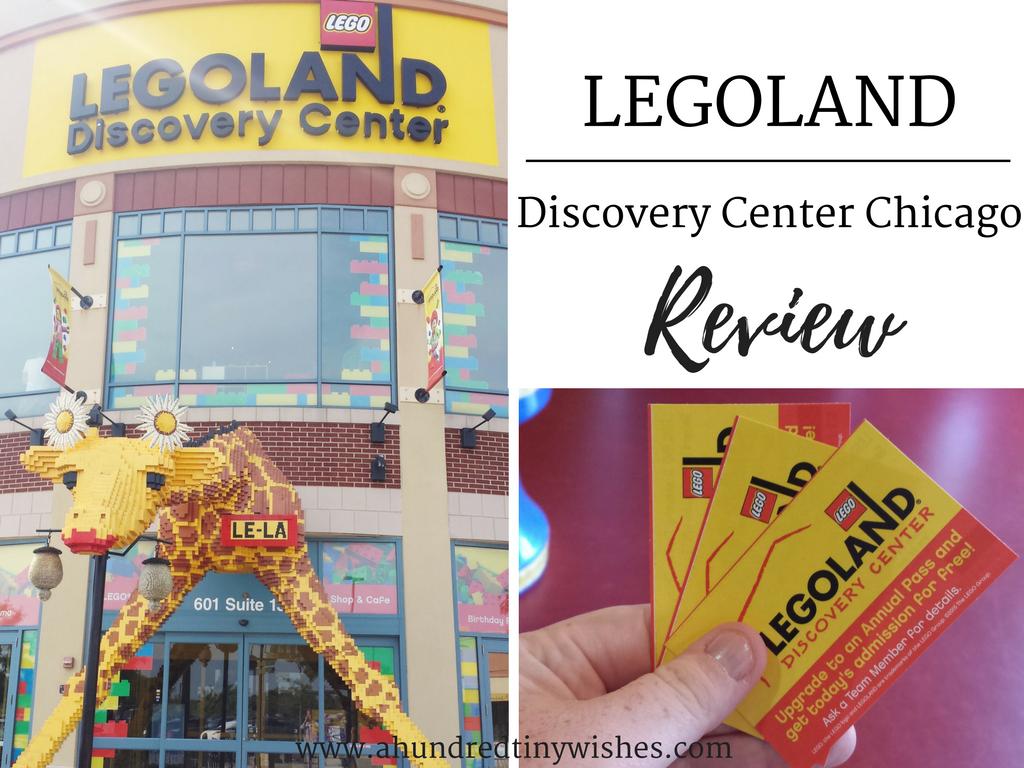 LEGOLAND Discovery Center Chicago Review