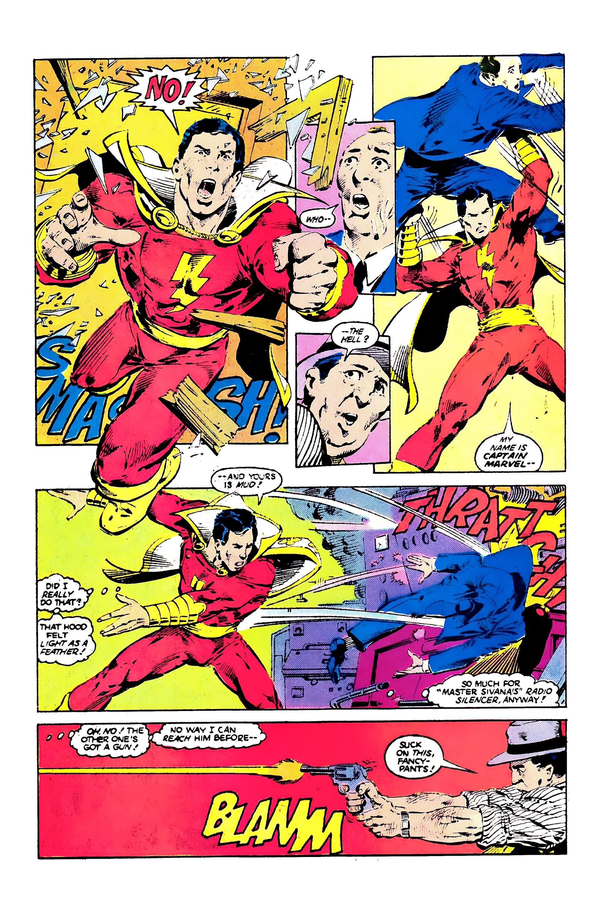 Read online Secret Origins (1986) comic -  Issue #3 - 26