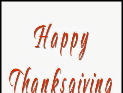 Happy Thanksgiving... 2013