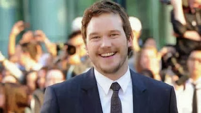 Chris Pratt Star Lord footage sci-fi