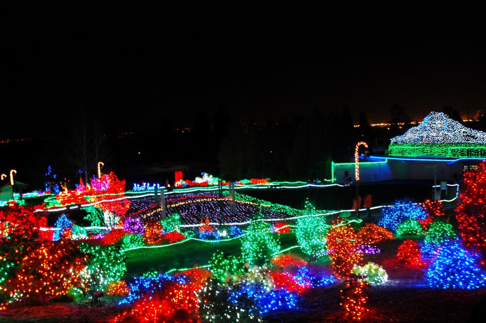 La Zoo Lights Military Discount