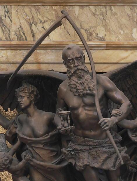 Sideriska siktet: Guden Saturnus & planeten med samma namn
