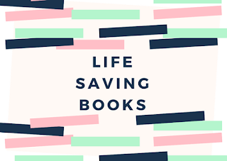 Single Book for Each Section, life saving books