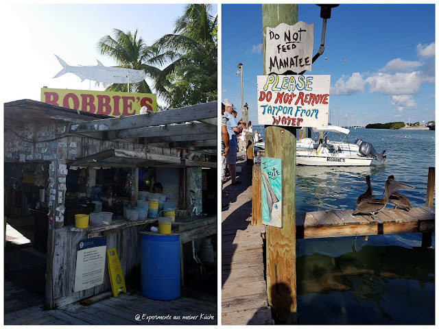 Florida - Key Largo - Robbie´s {EamK on Tour}