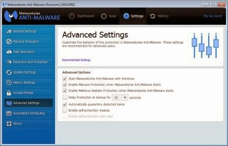 Malwarebytes Advance