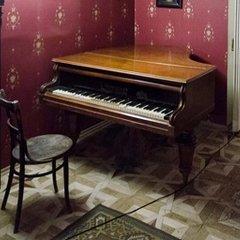 интерьер комнаты Марины Цветаевой