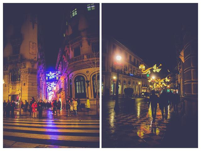 winter in Granada