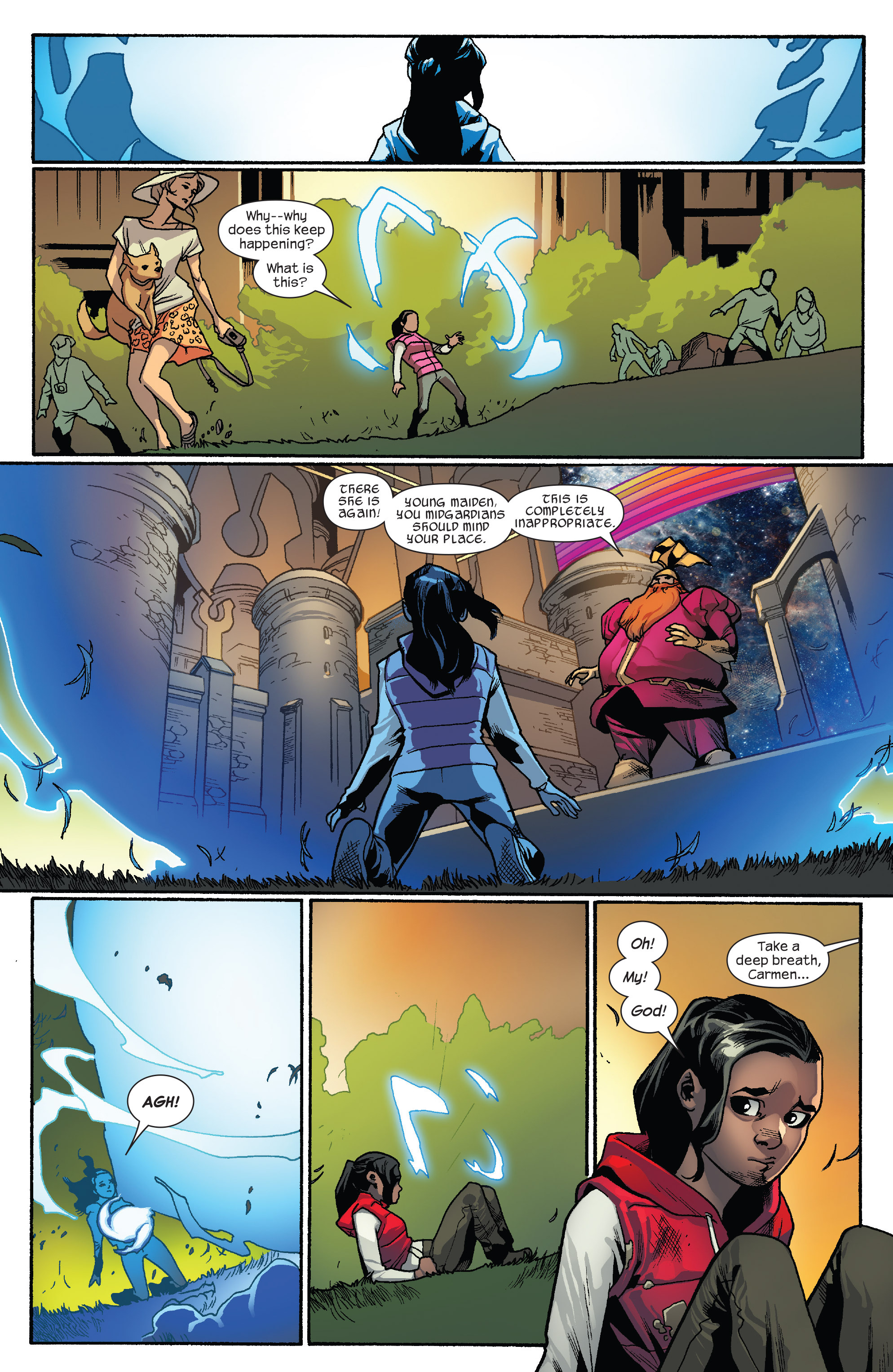 Read online All-New X-Men (2013) comic -  Issue #36 - 11