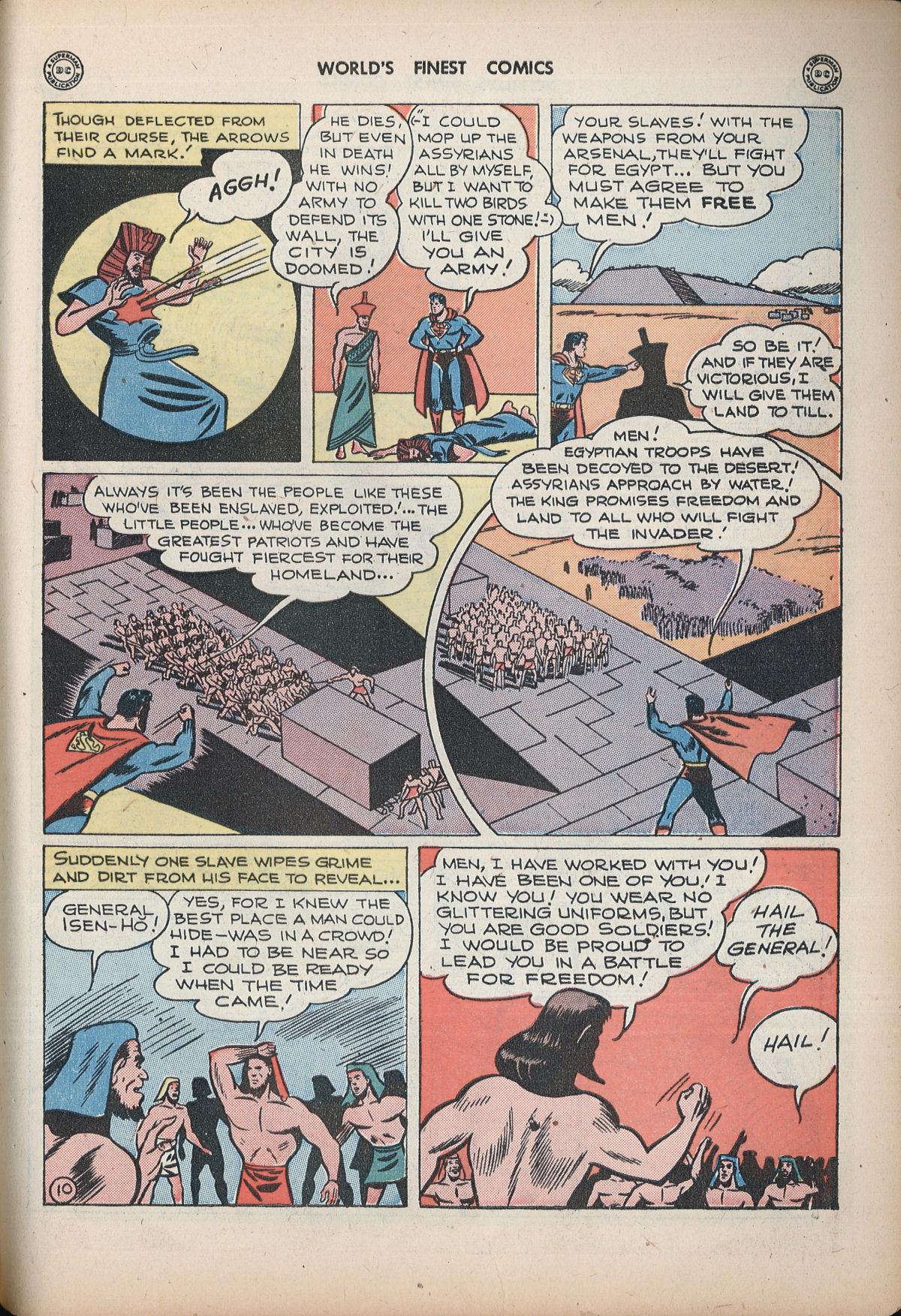 Read online World's Finest Comics comic -  Issue #32 - 69