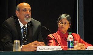 Indian Origin Couple Bags Top US Award