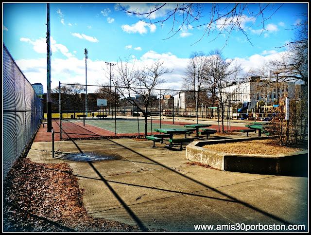 Carter Playground / 254 Camden Street
