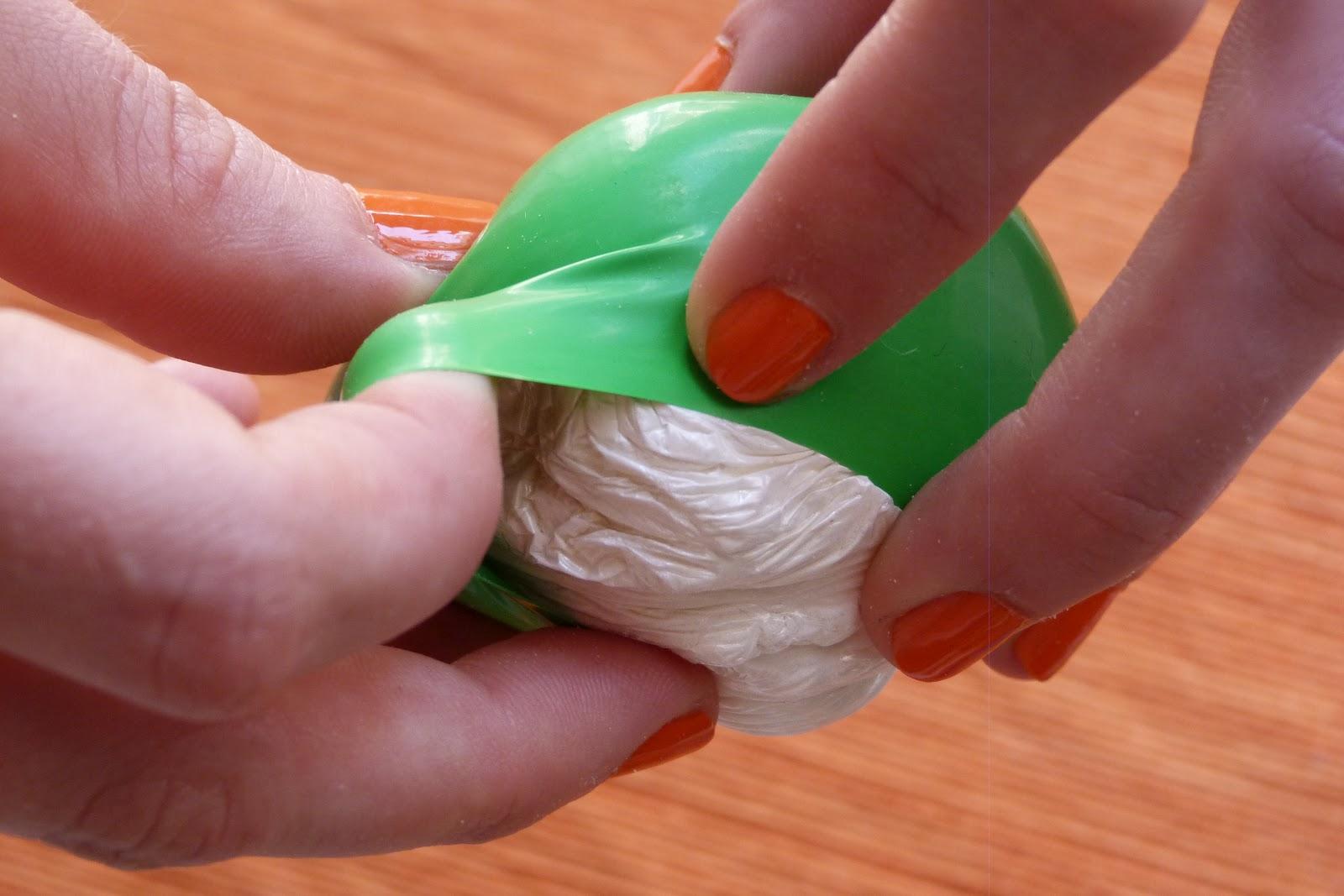 Antistressball Selber Machen Mit Luftballon