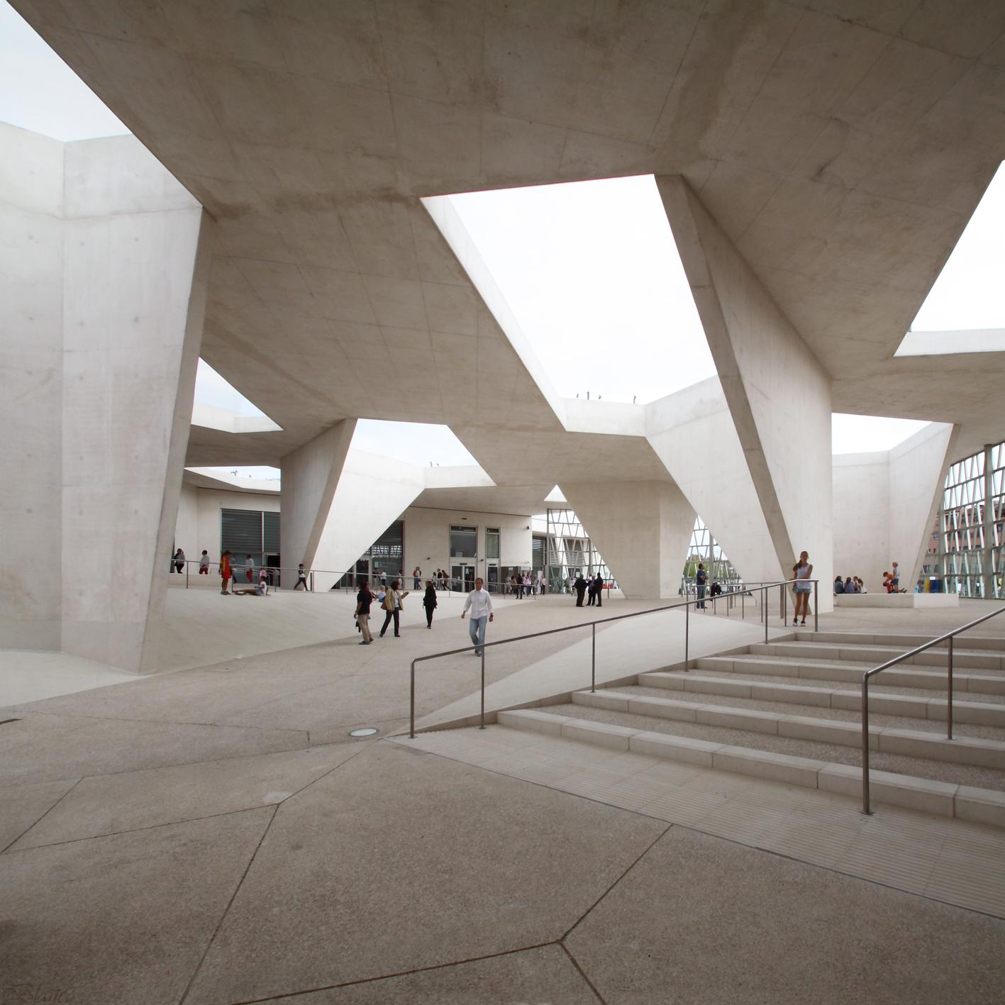 Madrid en foto for Estudios de arquitectura en madrid