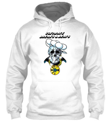 Ultimate Breaks and Beats Hoodie - Skullgang