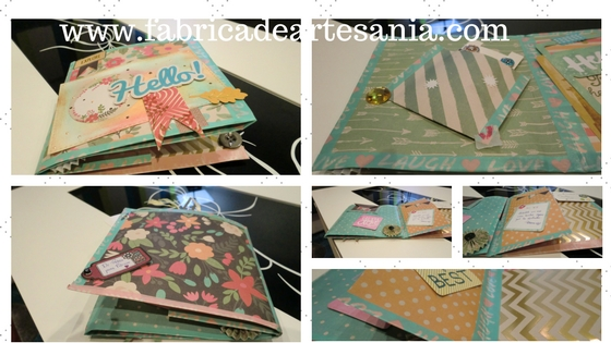 Foto collage 1 de mi primer happy mail