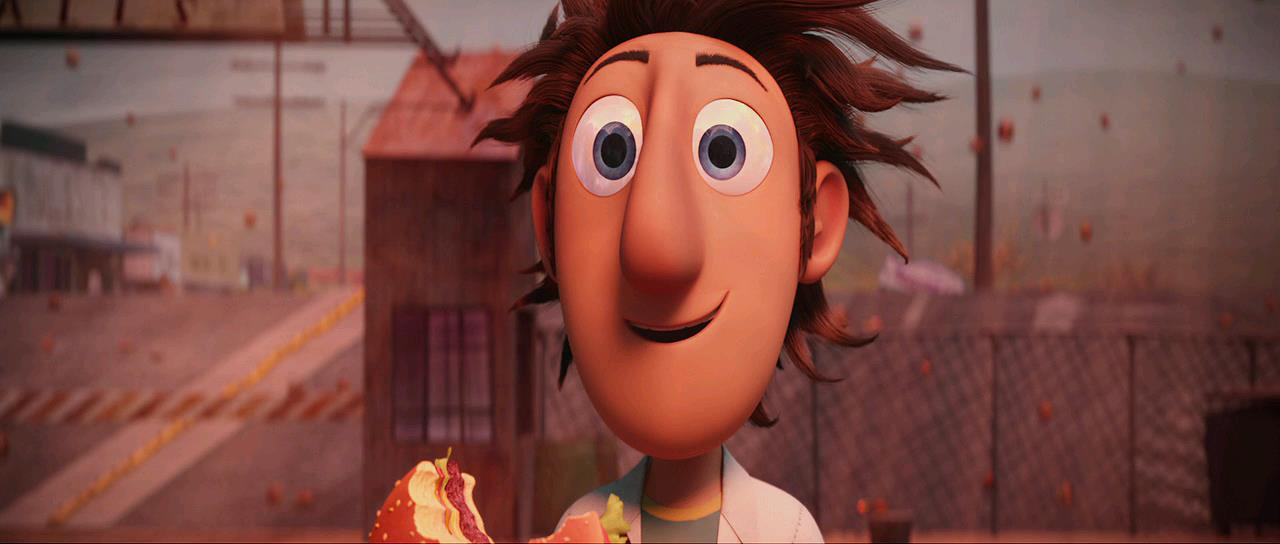 Cloudy with a Chance of Meatballs 1 (2009) Telugu Movie Screen Shot-2