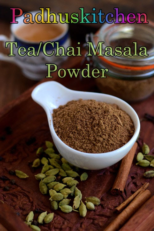 Chai Masala-Indian Tea Masala Powder