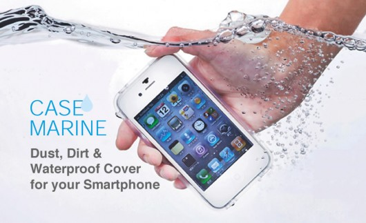 0.25 mm Waterproof Case For iPhone, iPod, iPad, Galaxy S2 And Galaxy Notes [ Video ]