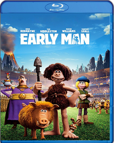 Early Man [2018] [BD25] [Latino]