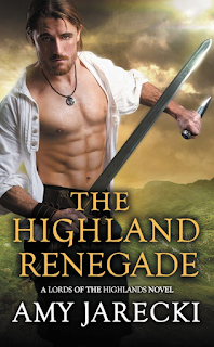Book Review: The Highland Renegade (Lords of the Highlands #5) by Amy Jarecki | About That Story