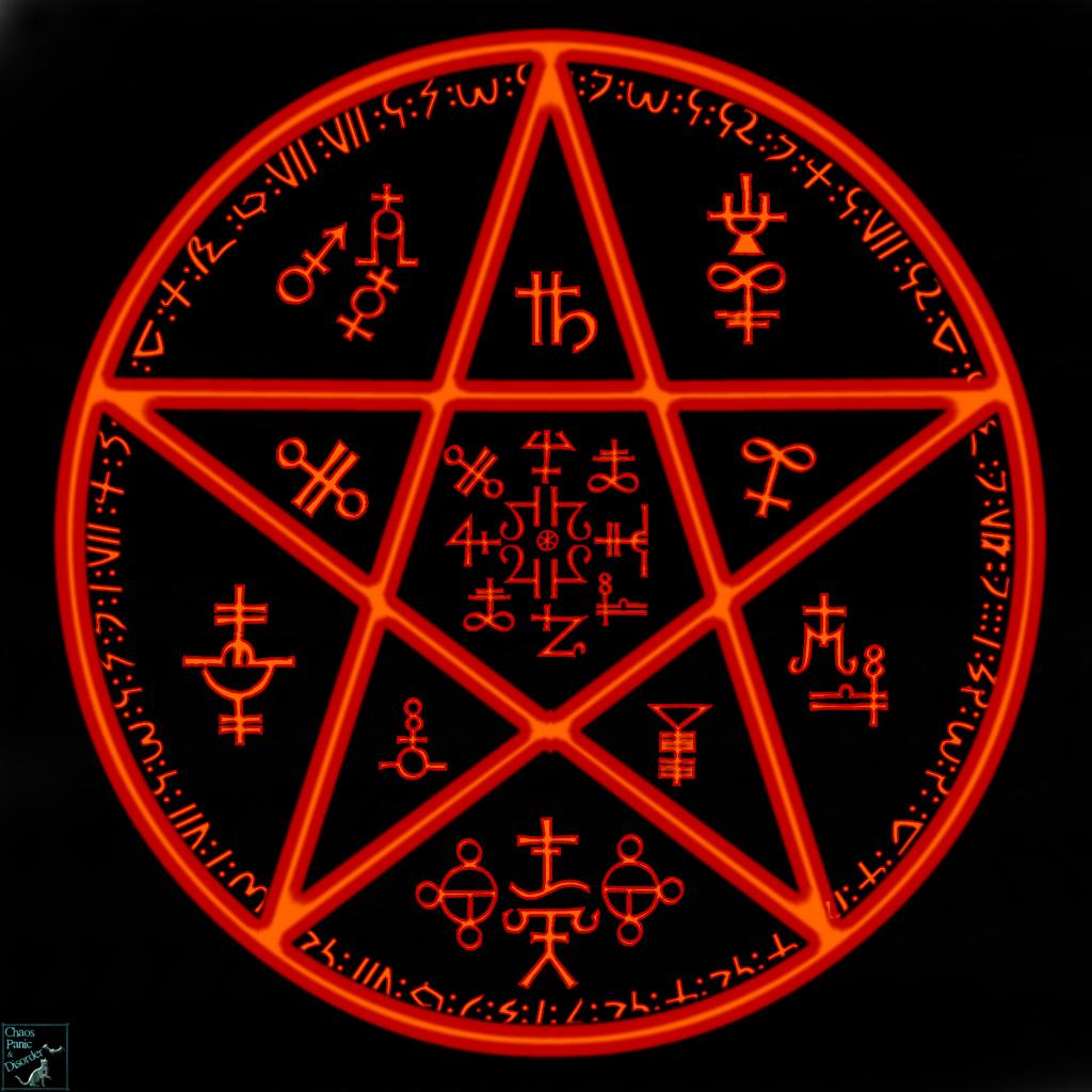 Сатанисты по каким знаком их определить