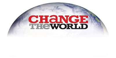 How can I change the world?