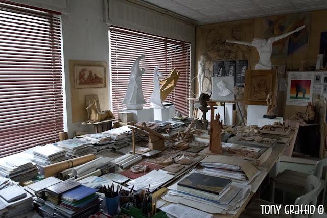 Studio d'artista
