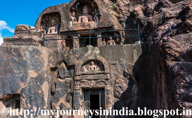 Bojjannakonda Rock Cut Caves Vishakapatnam