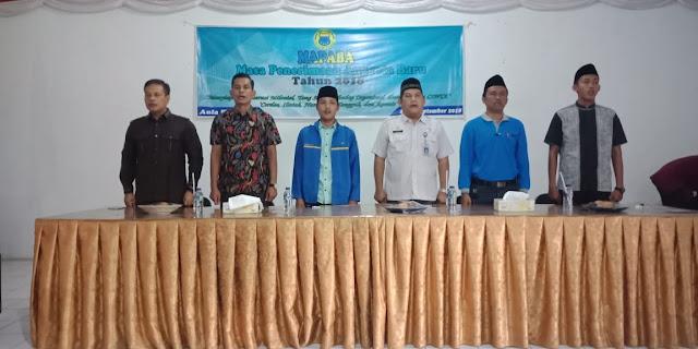 Pembukaan MAPABA PC PMII Tebo Berjalan Lancar, 60 Anggota Baru Siap Digembleng