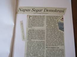 Cara membuat kliping dari koran