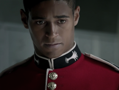 Male on Monday - Alfred Enoch